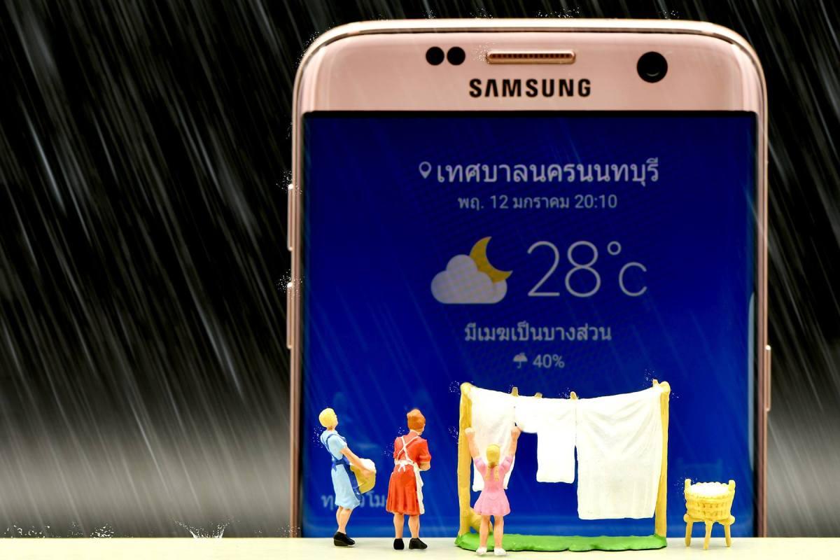 """เล่นเรื่องเล็กให้เป็นเรื่องใหญ่ผ่านภาพถ่ายสไตล์ """"Miniature People Photography"""" กับคนตัวจิ๋ว x Samsung Galaxy S7 edge 32 - photography"""