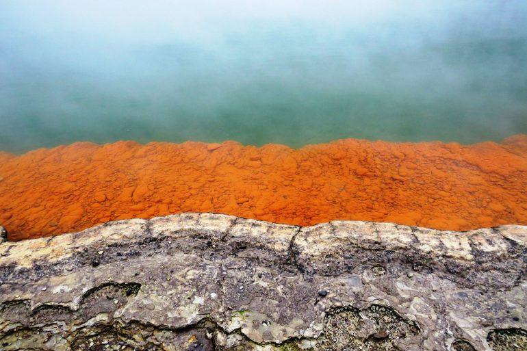 อุทยานความร้อนใต้พิภพ Wai-O-Tapu หนึ่งในสถานที่อัศจรรย์ เหนือจริง ของโลก 25 - Wai-O-Tapu