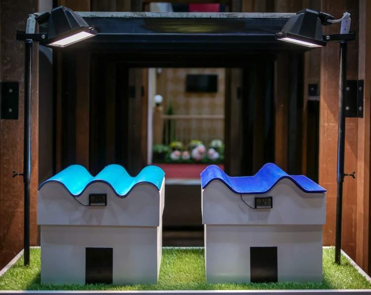"""ลบความทรงจำคำว่า """"ไม้ฝา"""" เมื่อ """"เฌอร่า"""" อวดบูธไม่มีฝา ชนะเลิศประกวดบูธ Creative ที่งานสถาปนิก'60 35 - Architecture"""