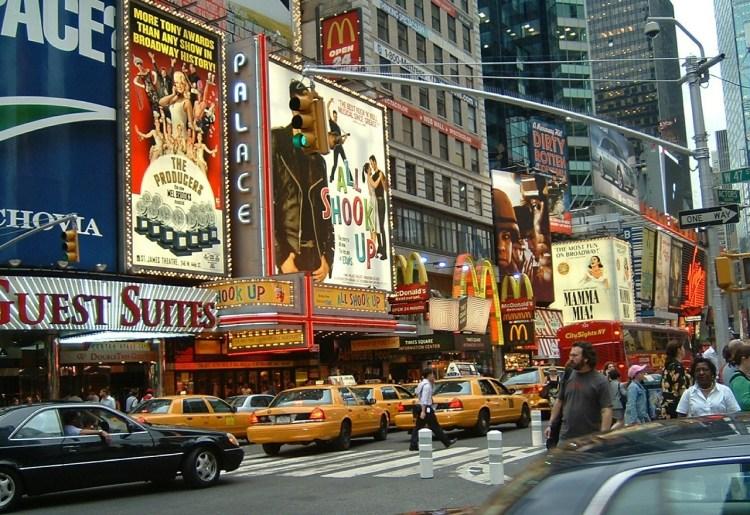 times square 401652 1280 750x515 5 ทริคต้องรู้! ก่อนไปเที่ยว New York ที่ทำให้ประหยัดเงินไปได้กว่าครึ่ง!