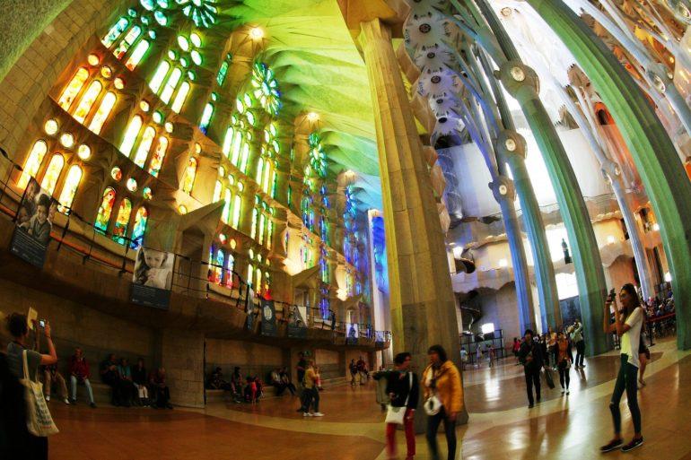 """""""บาร์เซโลน่า"""" เมืองของ """"เกาดี้"""" สถาปนิกผู้รังสรรค์ผลงานที่เลียนแบบธรรมชาติสู่ """"มรดกโลก"""" 21 - Casa batllo"""