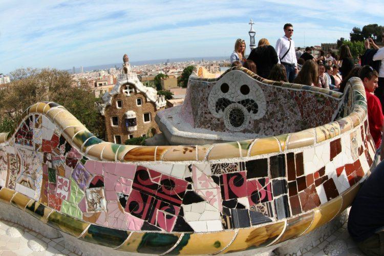 """""""บาร์เซโลน่า"""" เมืองของ """"เกาดี้"""" สถาปนิกผู้รังสรรค์ผลงานที่เลียนแบบธรรมชาติสู่ """"มรดกโลก"""" 42 - Casa batllo"""