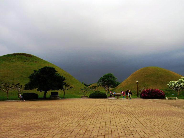 คยองจู (Gyeongju) เกาหลีใต้ เมืองเล็กกลางหุบเขา อดีตเมืองหลวงอาณาจักรชิลลา 16 - คยองจู