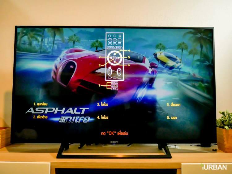 iurban sonytv 34 750x563 รีวิว SONY Android TV รุ่น X8000E งบ 26,990 แต่สเปค 4K HDR เชื่อมโลก Social กับทีวีอย่างสมบูรณ์แบบ