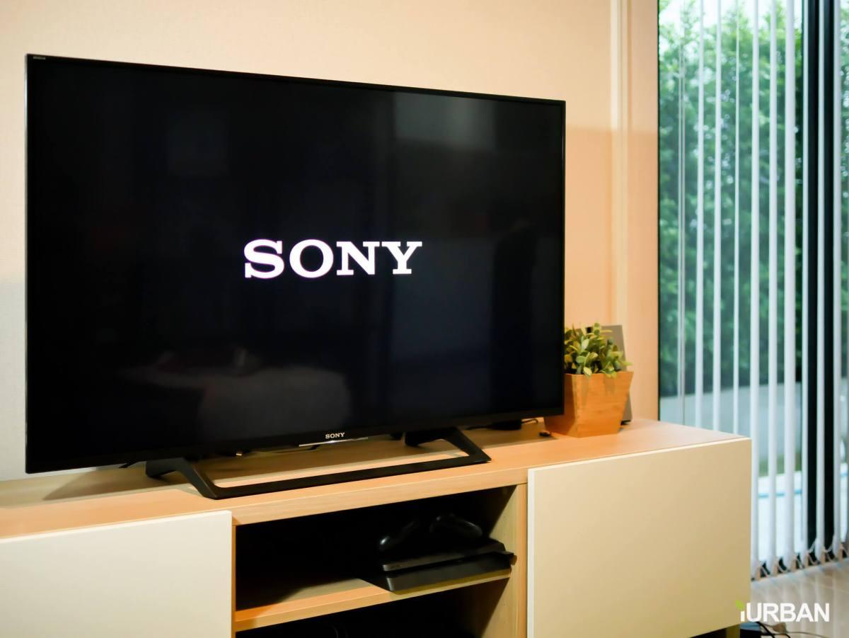 รีวิว SONY Android TV รุ่น X8000E งบ 26,990 แต่สเปค 4K HDR เชื่อมโลก Social กับทีวีอย่างสมบูรณ์แบบ 16 - Android