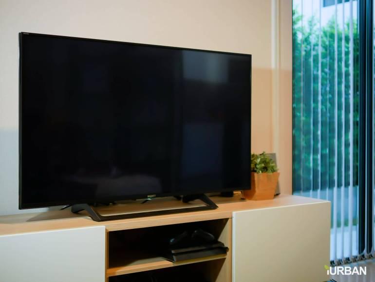 รีวิว SONY Android TV รุ่น X8000E งบ 26,990 แต่สเปค 4K HDR เชื่อมโลก Social กับทีวีอย่างสมบูรณ์แบบ 18 - Android