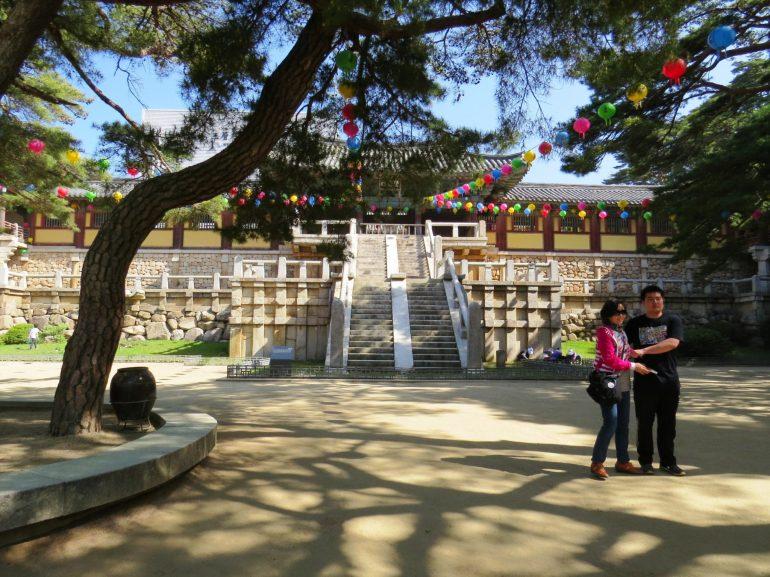คยองจู (Gyeongju) เกาหลีใต้ เมืองเล็กกลางหุบเขา อดีตเมืองหลวงอาณาจักรชิลลา 23 - คยองจู