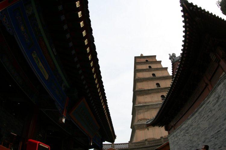 นครซีอาน...เมืองตั้งต้นของการเดินทางสู่ดินแดนตะวันตกของพระถังซัมจั๋ง 9 - ซีอาน