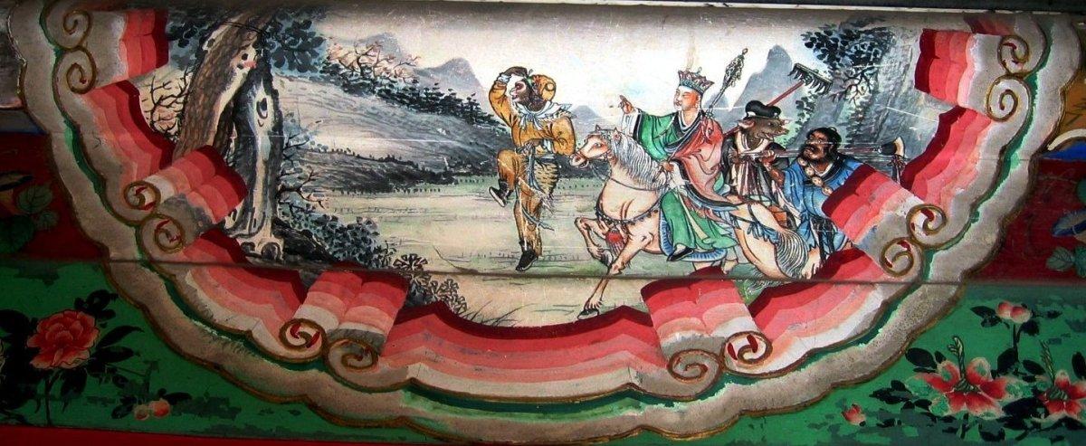 นครซีอาน...เมืองตั้งต้นของการเดินทางสู่ดินแดนตะวันตกของพระถังซัมจั๋ง 25 - ซีอาน