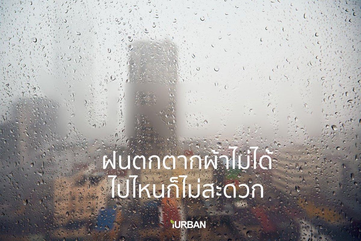 raining window3 ของแต่งบ้านรับหน้าฝนแบบ Perfect Lifestyle พร้อมโค้ดลดราคาที่ HomePro.co.th