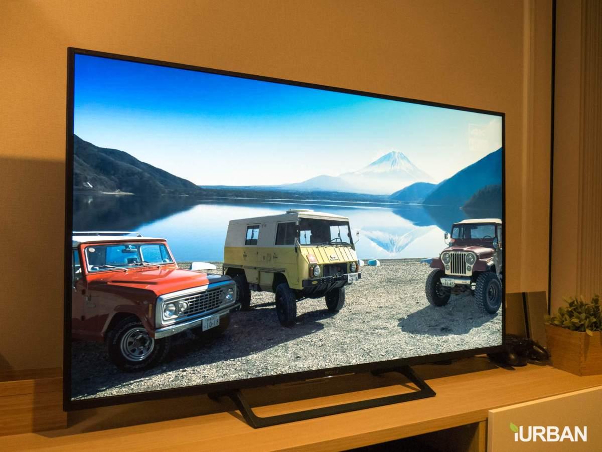 รีวิวภาพจริง SONY 4K HDR TV รุ่น X7000E เจน 2017 ตัวถูกสุดนี้ มีดีอะไรบ้าง? 15 - 4K