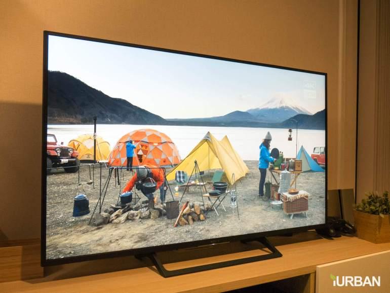 รีวิวภาพจริง SONY 4K HDR TV รุ่น X7000E เจน 2017 ตัวถูกสุดนี้ มีดีอะไรบ้าง? 17 - 4K