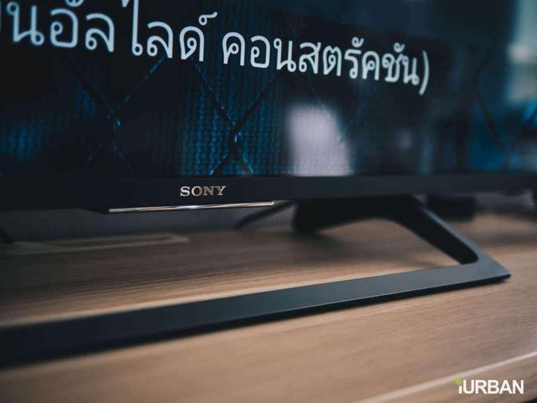 รีวิวภาพจริง SONY 4K HDR TV รุ่น X7000E เจน 2017 ตัวถูกสุดนี้ มีดีอะไรบ้าง? 29 - 4K