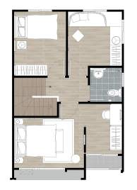 2560-3-16 Pleno Watcharaphol - 18wa - Floor Plan-2F-(M)-2