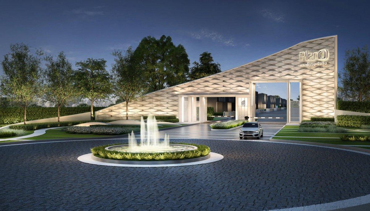 2560 5 25 Pleno Phaholyothin Rangsit Maingate FinalM AP Phenomenal 10 งานที่จะได้ บ้านกลางเมือง และ PLENO เจนใหม่ในราคาล็อตแรกสุดของ 10 ทำเลดี