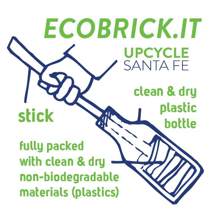 Ecobricks3 D.I.Y Ecobricks เมื่อขวดน้ำพลาสติกเป็นได้มากกว่าที่คิด