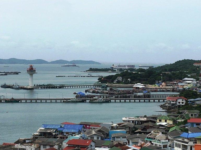 เกาะสีชัง ถิ่นสุขกาย สุขใจ ที่เที่ยวใกล้กรุงเทพ สำหรับคนมีเวลาน้อย 14 -