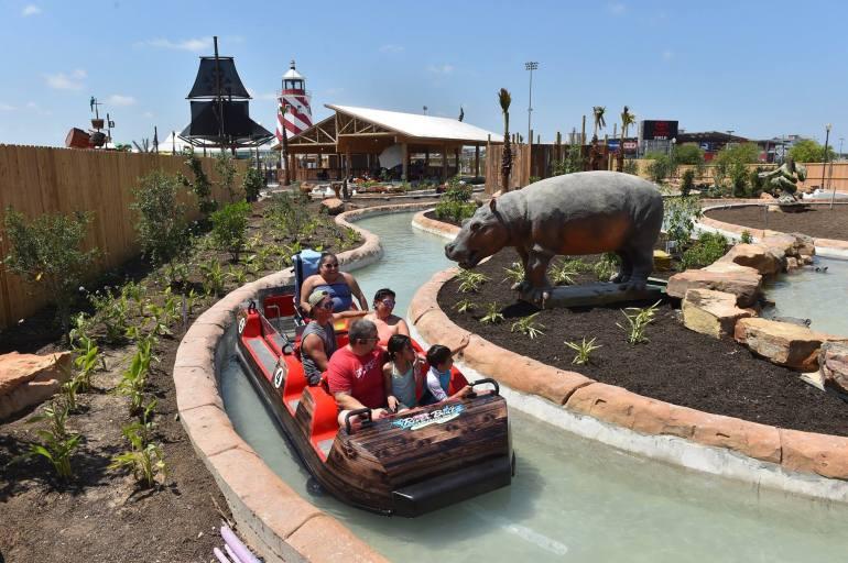 จากความรัก Morgan's Wonderland สวนสนุกสำหรับผู้มีความต้องการพิเศษแห่งแรกของโลก! 15 - funpark