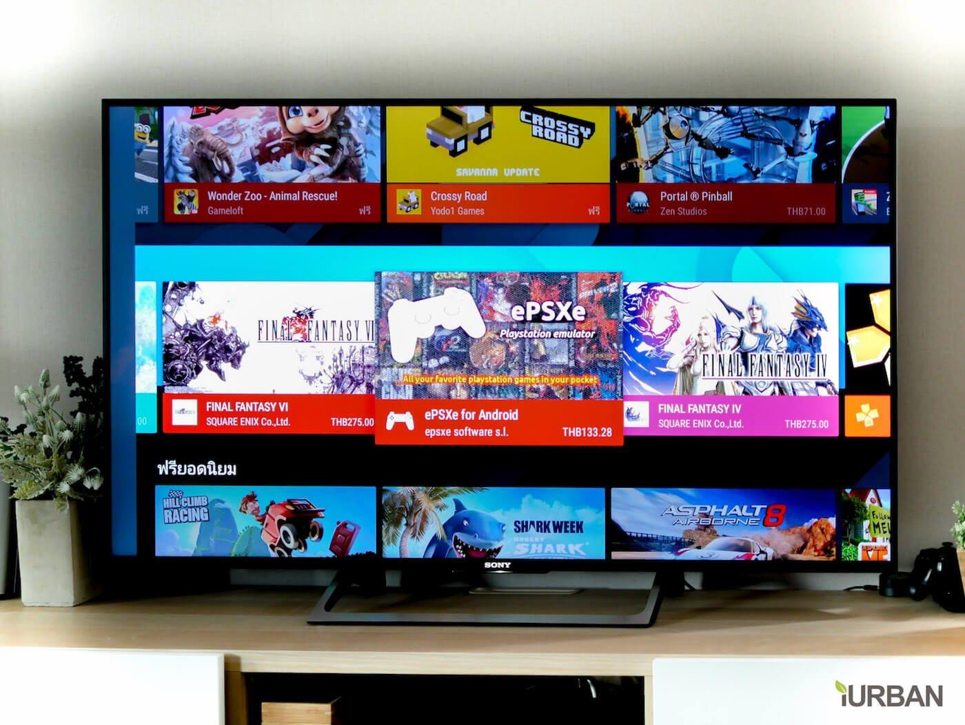 SONY X8500E 4K-HDR Android TV นวัตกรรมที่จะเปลี่ยนชีวิตกับทีวี ให้ไม่เหมือนเดิมอีกต่อไป 19 - Android