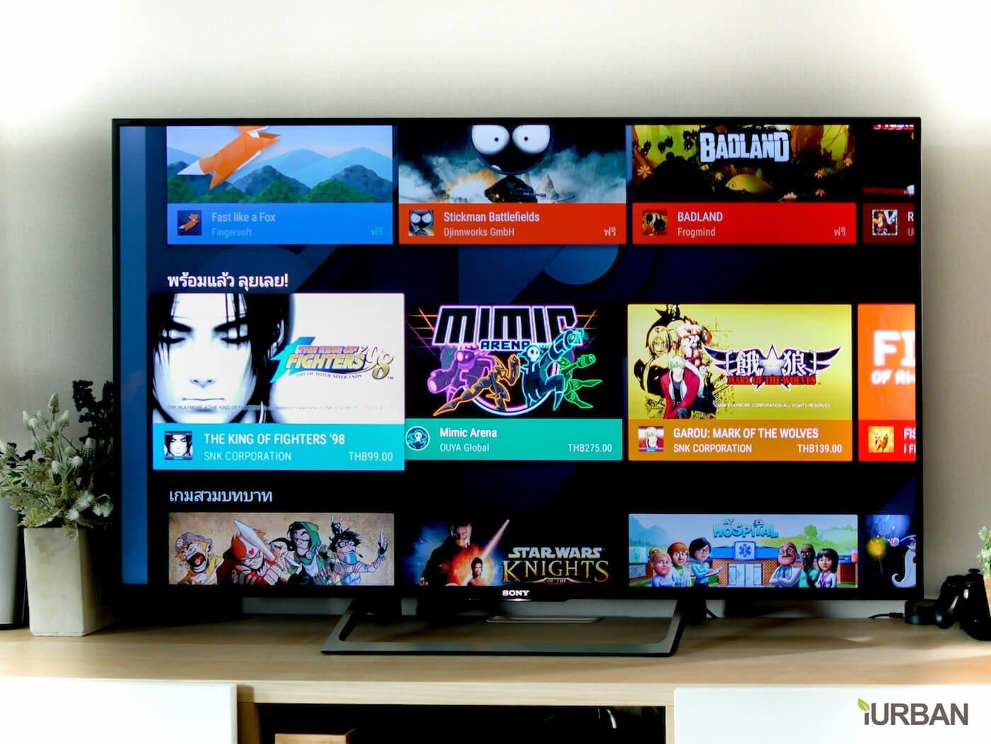 SONY X8500E 4K-HDR Android TV นวัตกรรมที่จะเปลี่ยนชีวิตกับทีวี ให้ไม่เหมือนเดิมอีกต่อไป 26 - Android