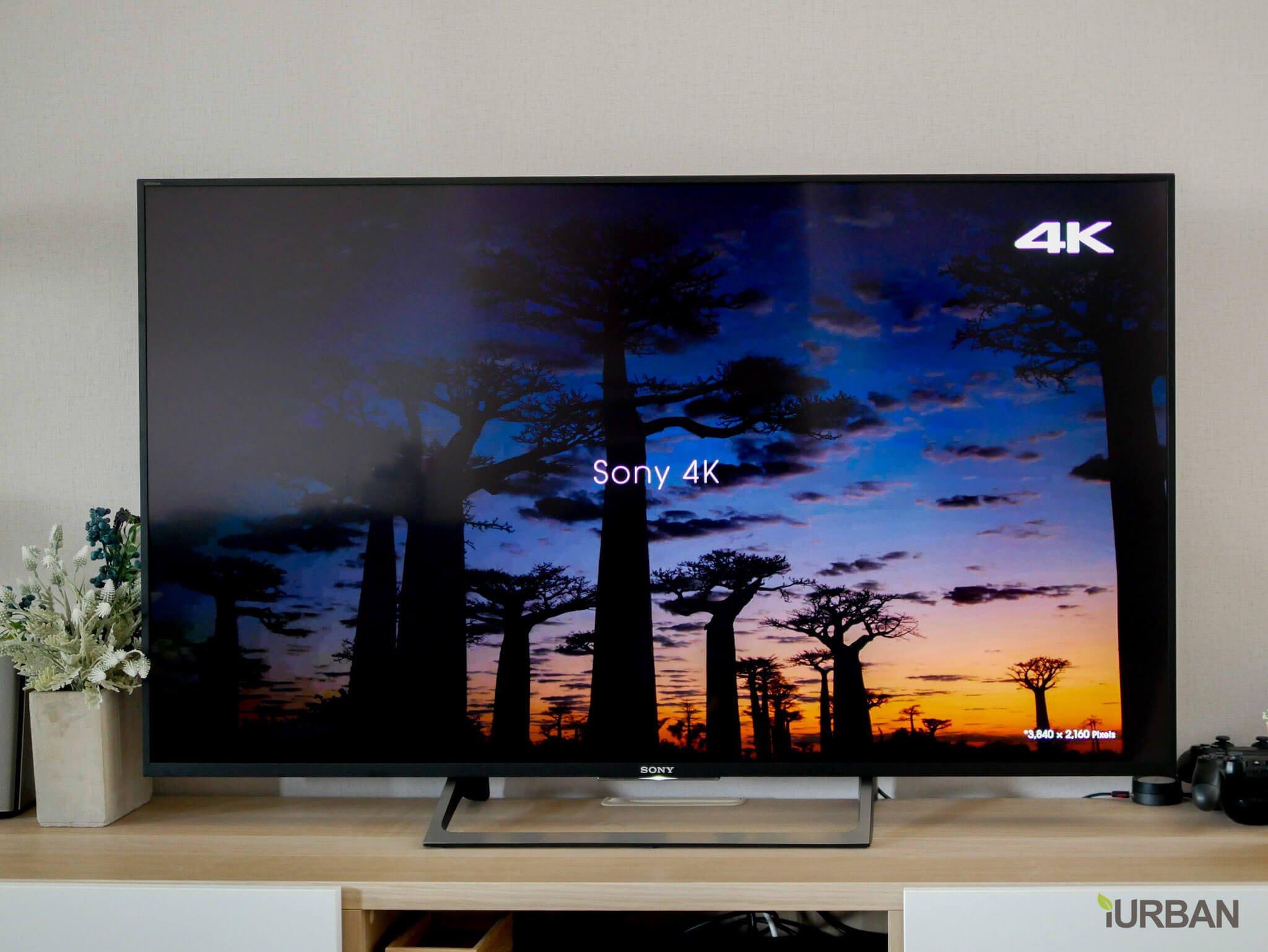 SONY X8500E 4K-HDR Android TV นวัตกรรมที่จะเปลี่ยนชีวิตกับทีวี ให้ไม่เหมือนเดิมอีกต่อไป 41 - Android
