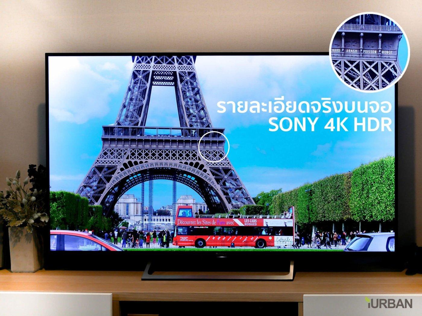 SONY X8500E 4K-HDR Android TV นวัตกรรมที่จะเปลี่ยนชีวิตกับทีวี ให้ไม่เหมือนเดิมอีกต่อไป 13 - Android