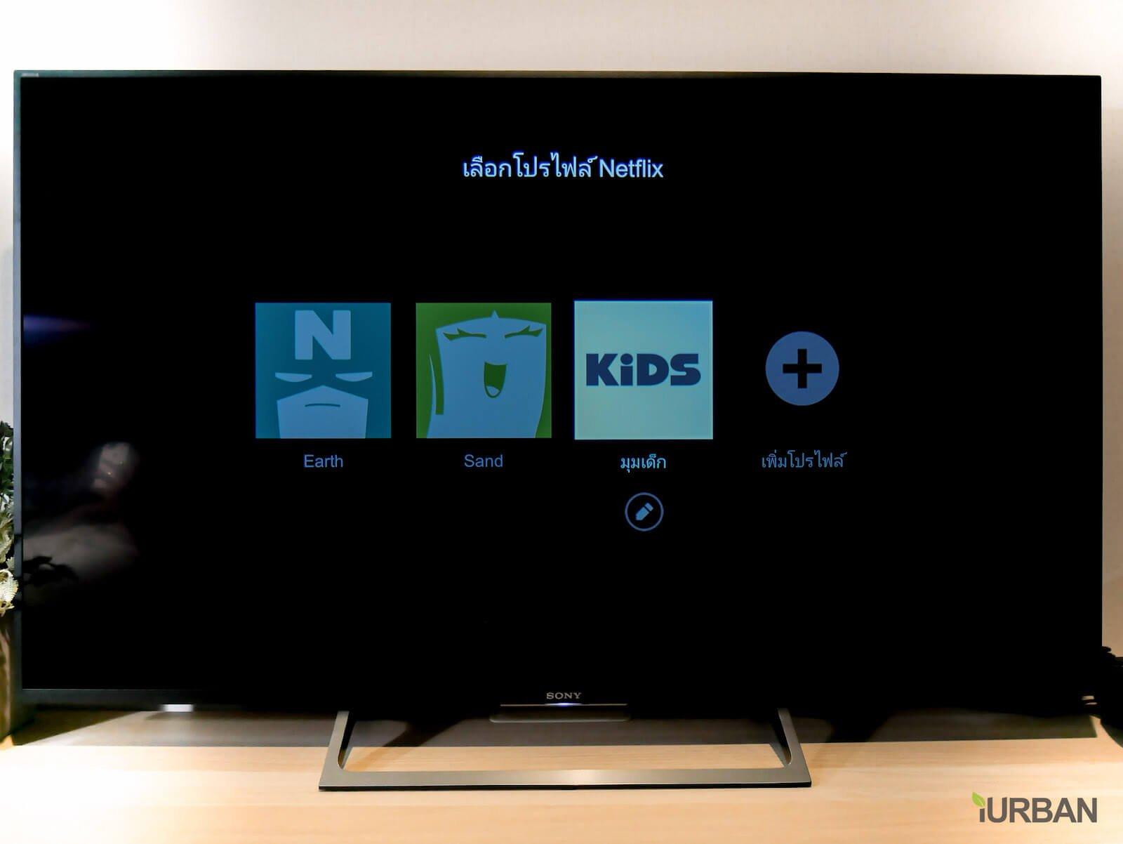 SONY X8500E 4K-HDR Android TV นวัตกรรมที่จะเปลี่ยนชีวิตกับทีวี ให้ไม่เหมือนเดิมอีกต่อไป 71 - Android
