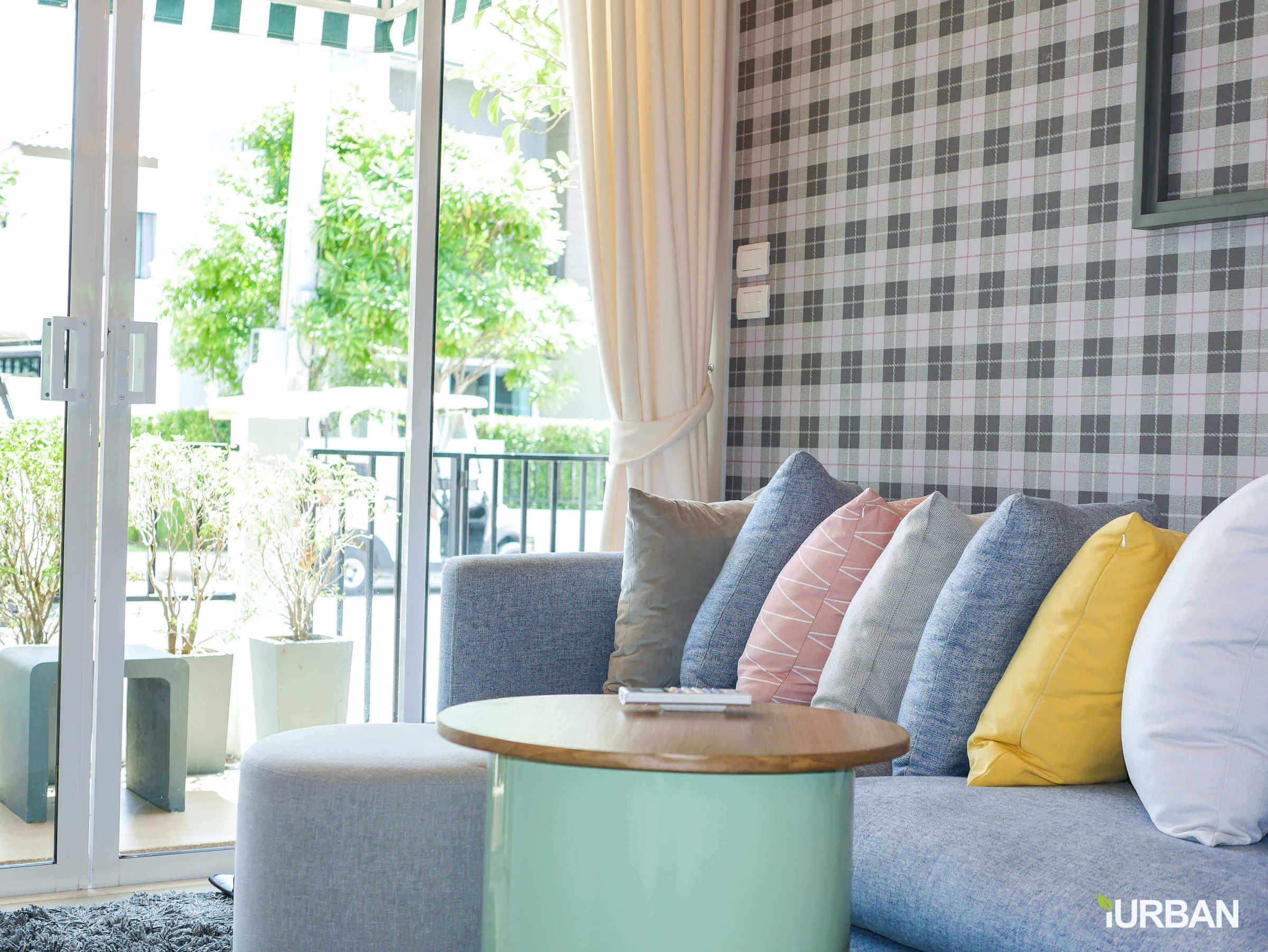 """รีวิว The Colours ทาวน์โฮม by Areeya บนทำเลที่กำลังเติบโต """"ข้างเมกาบางนาและอิเกีย"""" 37 - Areeya Property (อารียา พรอพเพอร์ตี้)"""