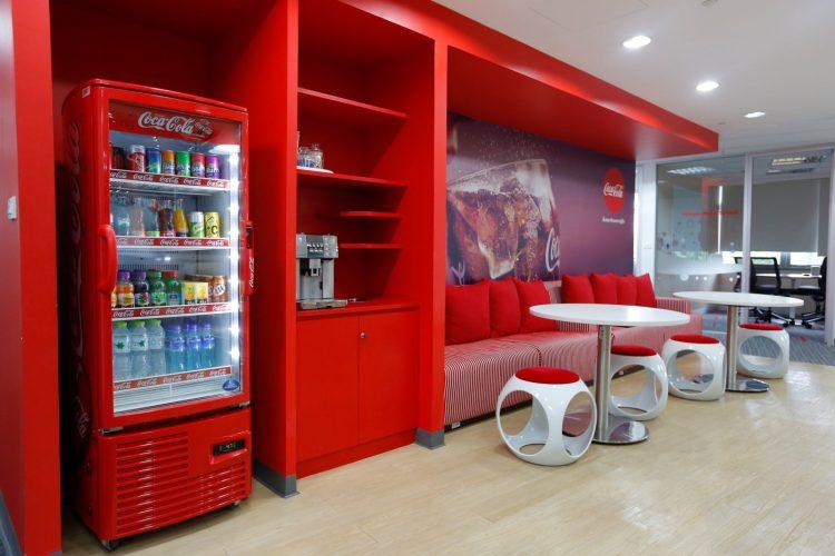 ออฟฟิศโคคา-โคลา ออกแบบเพิ่มความสุขสดชื่น  ส่งเสริมแรงบันดาลใจพนักงาน 17 - Coca-Cola