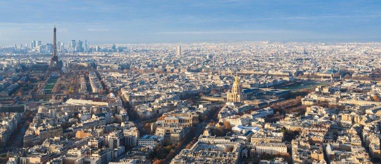 หอไอเฟล งานสถาปัตย์จากโครงเหล็ก กลางกรุงปารีส 14 - ปารีส