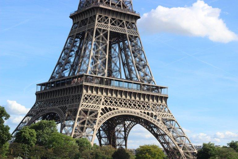 หอไอเฟล งานสถาปัตย์จากโครงเหล็ก กลางกรุงปารีส 24 - ปารีส