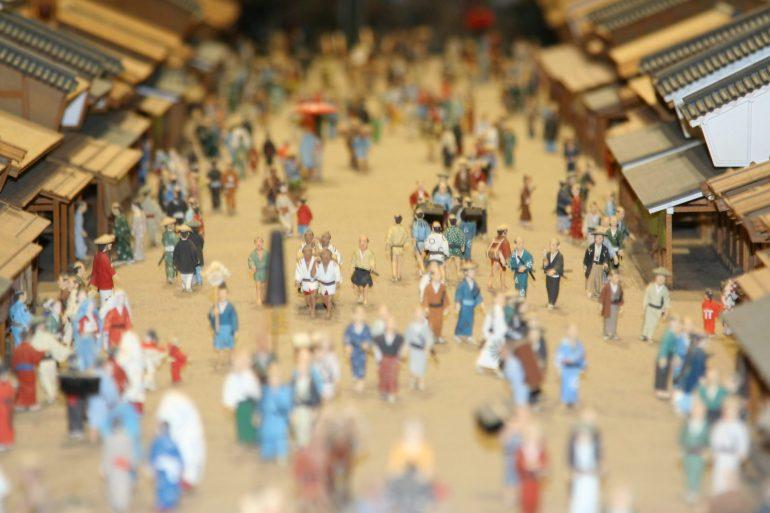 """ย้อนอดีตไปยุค """"เอโดะ"""" สู่ """"โตเกียว"""" ผ่านพิพิธภัณฑ์เอโดะ-โตเกียว 21 - พิพิธภัณฑ์เอโดะ-โตเกียว"""