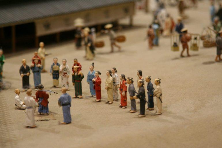 """ย้อนอดีตไปยุค """"เอโดะ"""" สู่ """"โตเกียว"""" ผ่านพิพิธภัณฑ์เอโดะ-โตเกียว 25 - พิพิธภัณฑ์เอโดะ-โตเกียว"""