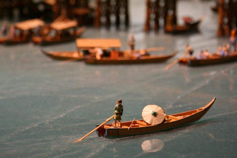 """ย้อนอดีตไปยุค """"เอโดะ"""" สู่ """"โตเกียว"""" ผ่านพิพิธภัณฑ์เอโดะ-โตเกียว 32 - พิพิธภัณฑ์เอโดะ-โตเกียว"""