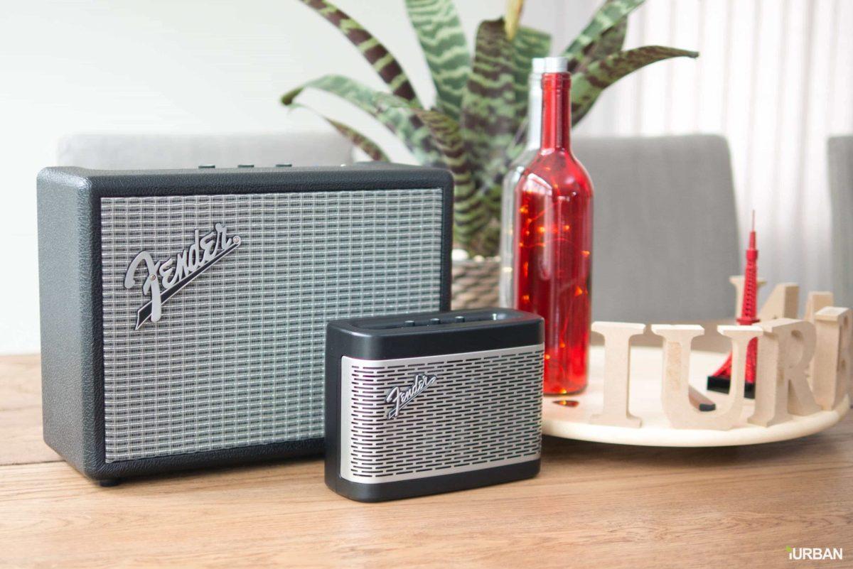 รีวิวลำโพง Fender คู่แรกจากตำนานแห่งวงการดนตรี Monterey™ & Newport™ 20 - fender