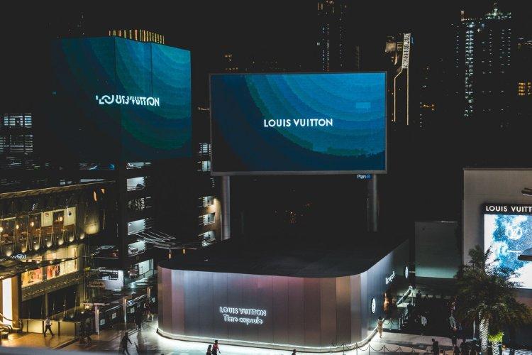 lv1 750x500 หลุยส์ วิตตอง จัดแสดงนิทรรศการ TIME CAPSULE ยิ่งใหญ่ที่สุดแห่งปี