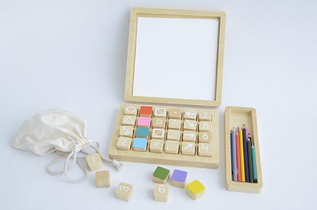 07 1 Wood Toy ของเล่นไม้สอนพื้นฐานการเขียนโปรแกรม พัฒนาลูกน้อยสู่ยุคดิจิตอล