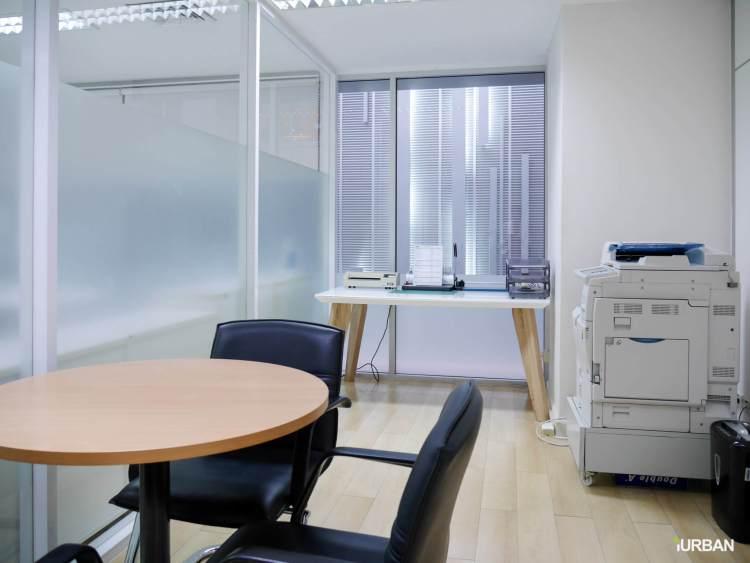 office10 750x563 ถ้า Co Working เปิดบริษัทไม่ได้ Biz Concierge ทำได้ ออฟฟิศ Start Up ใจกลางเมือง เริ่มแค่หลักพัน