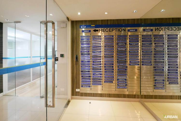 office3 750x501 ถ้า Co Working เปิดบริษัทไม่ได้ Biz Concierge ทำได้ ออฟฟิศ Start Up ใจกลางเมือง เริ่มแค่หลักพัน