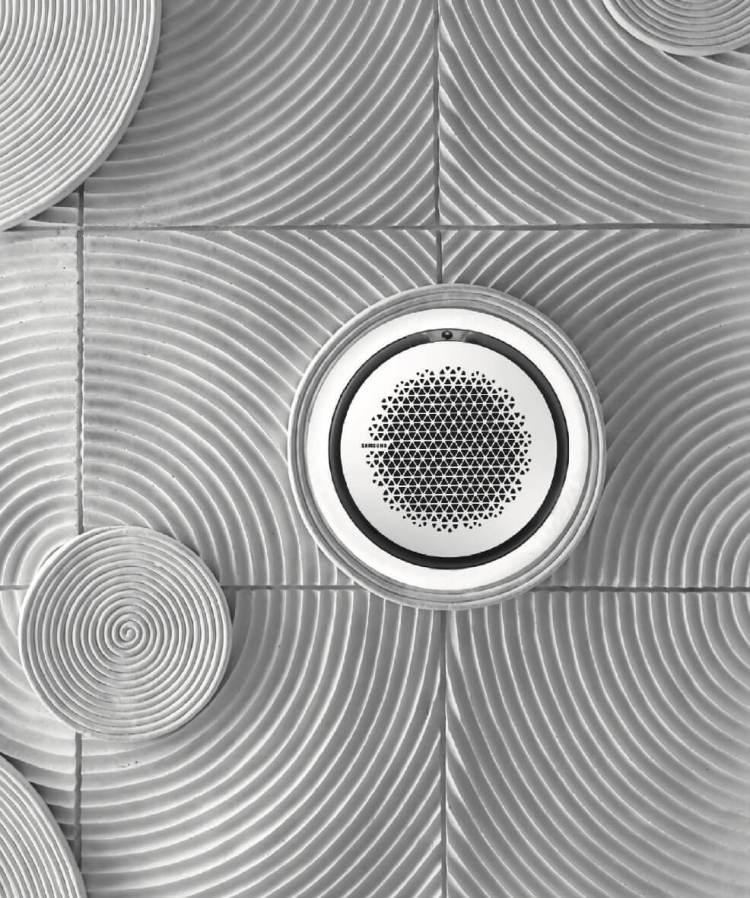 แอร์ Samsung 360 Cassette ดีไซน์นวัตกรรมใหม่ แอร์ฝังเพดานทรงกลมตัวแรกของโลก เย็นทั่ว-หัวไม่หนาว 7 - Advertorial