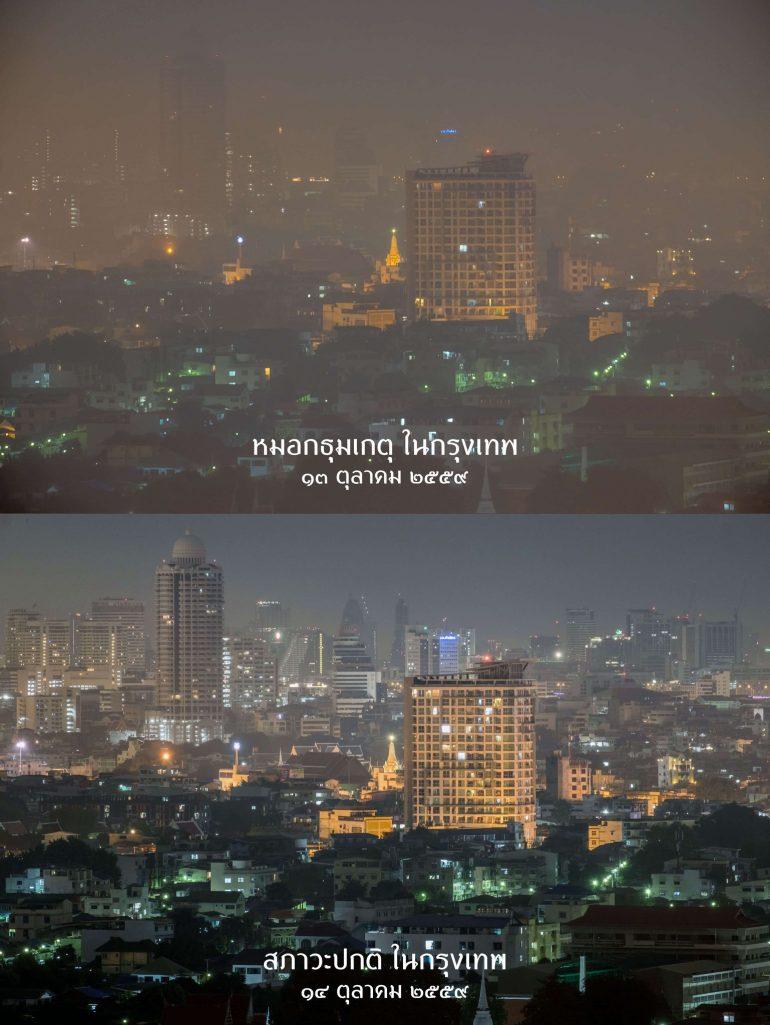 """ภาพ """"หมอกธุมเกตุ"""" ปรากฏการณ์เหนือธรรมชาติที่วิทยาศาสตร์ยังไม่มีบทสรุป 16 - King of Thailand"""