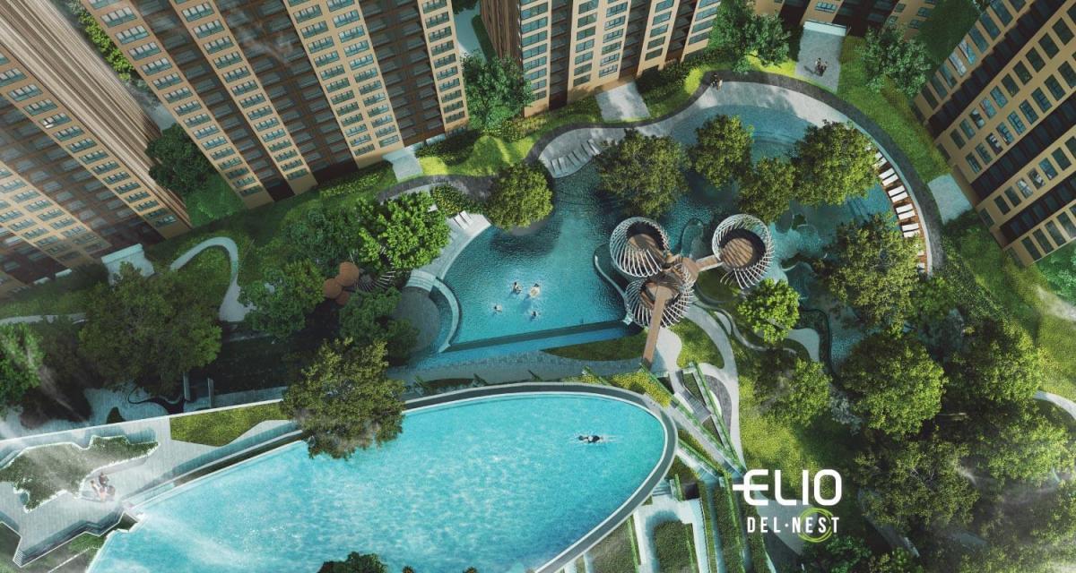 ELIO DEL NEST คอนโดส่วนกลางใหญ่ 4 ไร่ ใกล้ BTS อุดมสุข เริ่ม 2.29 ล้าน 14 - Ananda Development (อนันดา ดีเวลลอปเม้นท์)