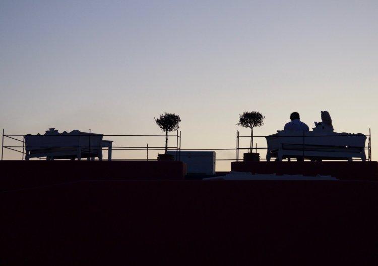 IMG 0417 750x529 เมื่อลืมตาขึ้น ฉันก็รู้ทันทีว่านี่คือ... พระอาทิตย์ตกดินที่ซานโตรินี