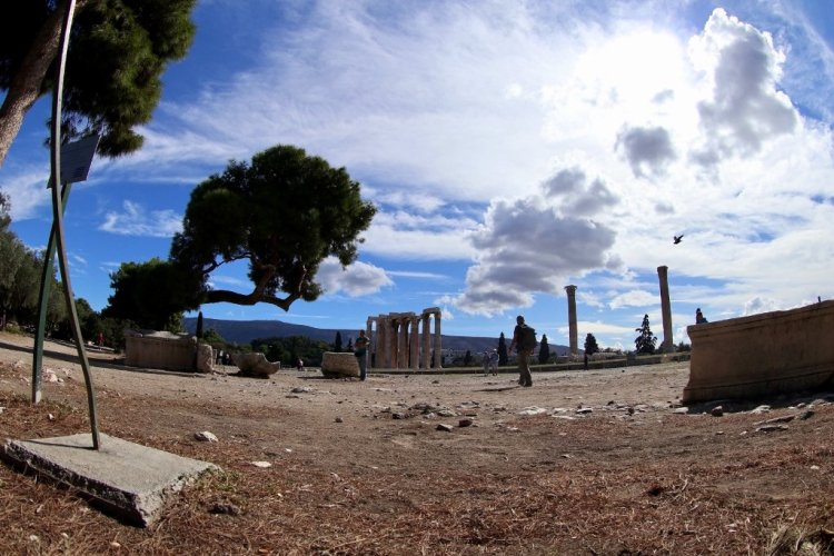 IMG 0678 750x500 อารยธรรมยุโรปทั้งหมด เริ่มต้นที่นี่.. อะโครโปลิสแห่งเอเธนส์ (Acropolis of Athens)