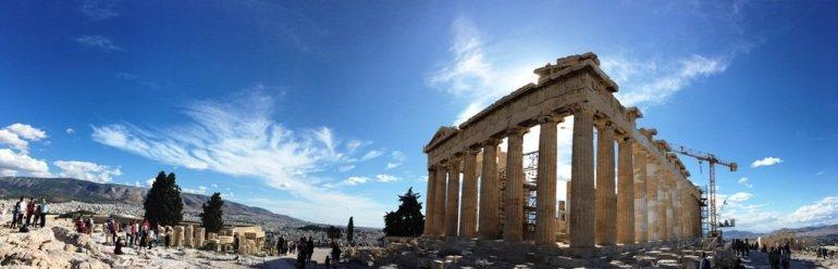 """อารยธรรมยุโรปทั้งหมด เริ่มต้นที่นี่.. """"อะโครโปลิสแห่งเอเธนส์"""" (Acropolis of Athens) 30 - วิหารพาร์เธนอน"""