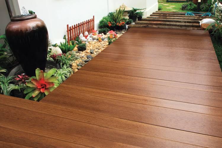 """""""เอสซีจี"""" แนะนำไอเดียเติมเสน่ห์ให้บ้านสวยใกล้ชิดธรรมชาติ  ตกแต่ง 3 พื้นที่ของบ้าน ด้วยการใช้ไม้สังเคราะห์ไฟเบอร์ซีเมนต์ 16 - SCG (เอสซีจี)"""