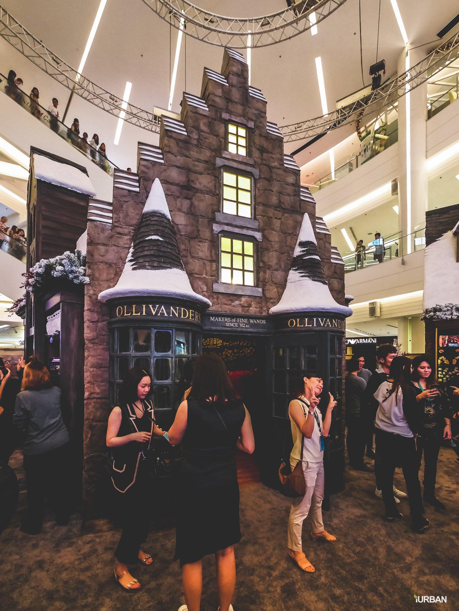 11 ไม้กายสิทธิ์ แฮร์รี่ พอตเตอร์ ราคา ที่งาน สยามพารากอน #HarryPotterThailand  Harry Potter Paragon 36 - Fantastic Beasts