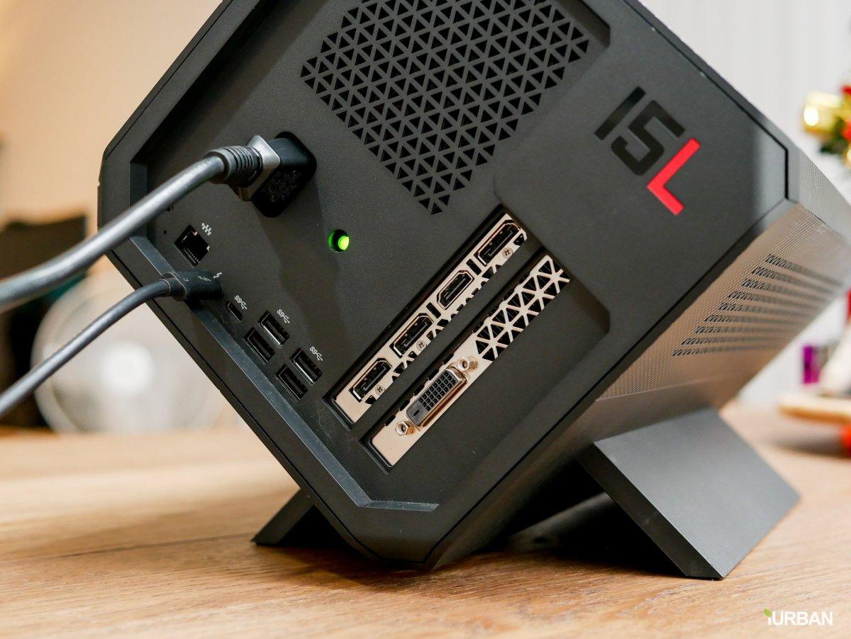 """OMEN Accelerator ใช้โน๊ตบุ๊คเล่นเกม บางๆ เท่ๆ """"เครื่องเดิม"""" แรงขึ้นได้ต้องใช้ตัวนี้ 22 - Game"""
