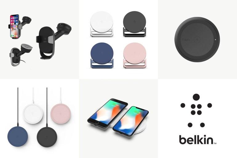 Belkin เปิดตัวผลิตภัณฑ์กลุ่ม MOBILE POWER แท่นชาร์จไร้สาย, แบตเตอรี่สำรอง และหัวชาร์จบ้าน ในงาน CES 2018 13 -