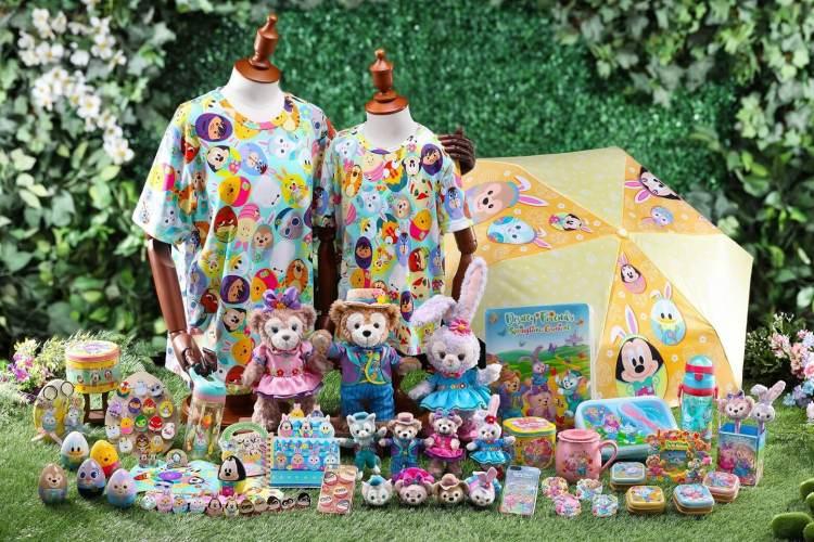 ฮ่องกงดิสนีย์แลนด์ ชวนเที่ยวเทศกาลเฉลิมฉลองฤดูใบไม้ผลิ Disney Friends Springtime Carnival 7 - Disney